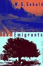 The Emigrants – tekijä: W. G. Sebald