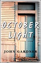 October Light by John Gardner