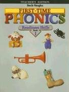 Steck-Vaughn First Time Phonics: Softcover…