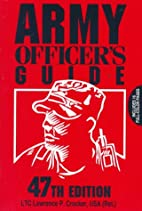 Army Officer's Guide (47th Edition) by…