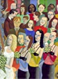 Wedding pictures : a novel / paintings by Kathy Osborn ; text by Jacqueline Carey