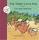 Cover art for Los tres cerditos