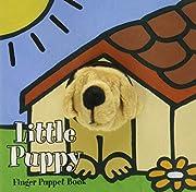 Little Puppy: Finger Puppet Book: (Puppet…