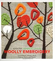 Kyuuto! Japanese Crafts!: Woolly Embroidery:…