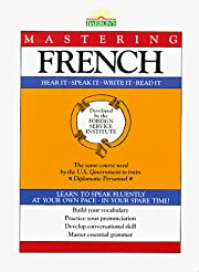 Mastering French-With Book (The Foreign…