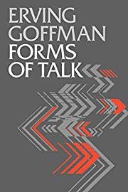 Forms of Talk (Conduct and Communication)…
