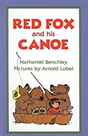 Red Fox and His Canoe de Nathaniel Benchley