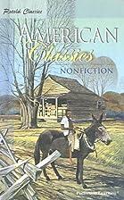 Retold American Classics Nonfiction (Retold…