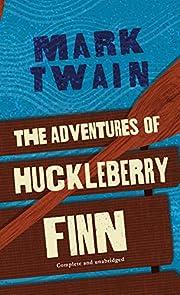 The adventures of Huckleberry Finn por Mark…