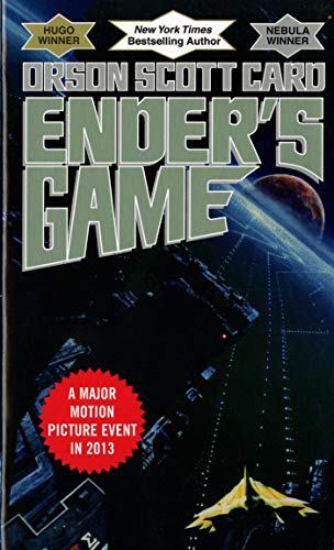Ender's Game written by Orson Scott Card