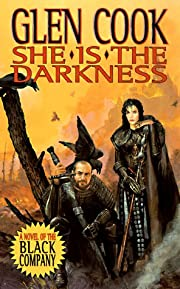She Is The Darkness: Book Two of Glittering…