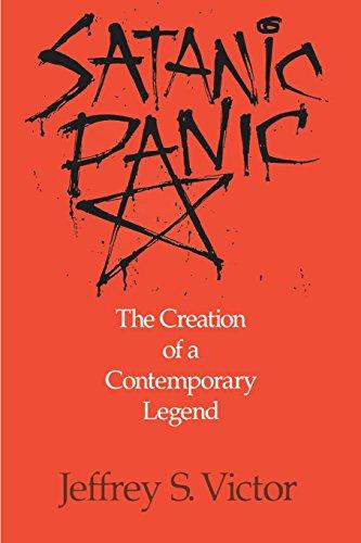 Satanic Panic, by Victor, Jeffrey S.