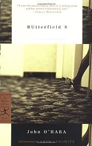 BUtterfield 8 (Modern Library Classics) por…
