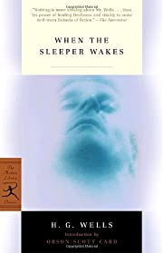 When the Sleeper Wakes (Modern Library…