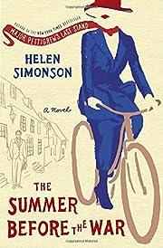 The Summer Before the War: A Novel de Helen…