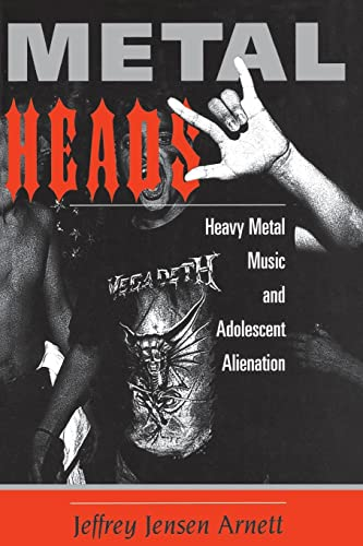 Image for Metalheads: Heavy Metal Music And Adolescent Alienation