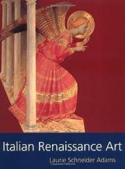 Italian Renaissance art de Laurie Adams