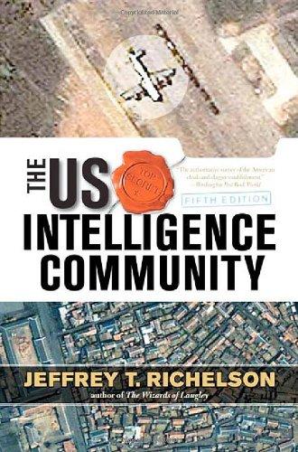 The US Intelligence Community, Richelson, Jeffrey T