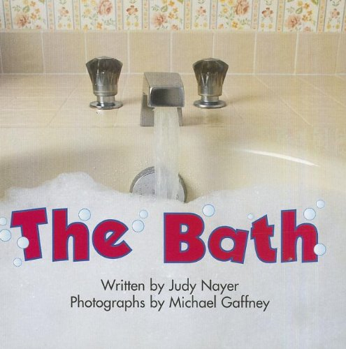 READY READERS, STAGE ZERO, BOOK 6, THE BATH, SINGLE COPY (Celebration Press Ready Readers), MODERN CURRICULUM PRESS