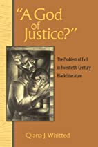 A God of Justice?: The Problem of Evil in…