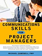 Communications Skills for Project Managers…