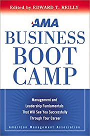 AMA Business Boot Camp: Management and…