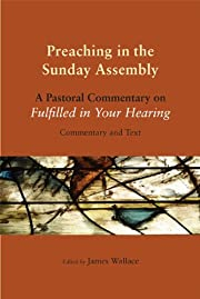 Preaching in the Sunday Assembly: A Pastoral…