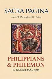 Sacra Pagina: Philippians and Philemon de…