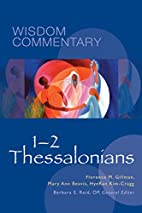 1–2 Thessalonians (Wisdom Commentary…