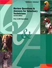 Review Questions and Answers for Veterinary…