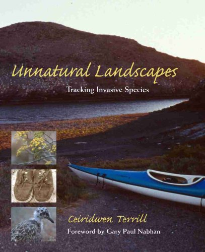 Unnatural Landscapes: Tracking Invasive Species, Terrill, Ceiridwen