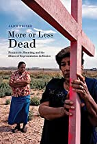 More or Less Dead: Feminicide, Haunting, and…