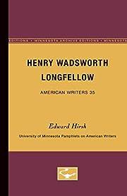 Henry Wadsworth Longfellow (University of…