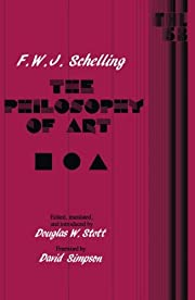 The Philosophy of Art (Theory and History of…