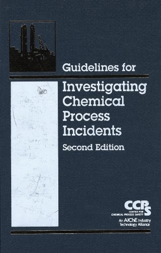 PDF] Guidelines for Investigating Chemical Process Incidents