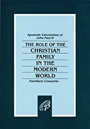 The Role of Christian Family in Modern World…