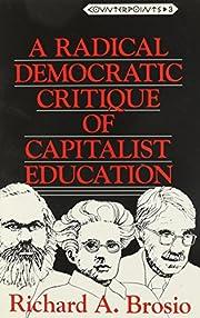 A radical democratic critique of capitalist…