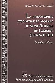 La philosophie cognitive et morale…