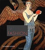 Art Deco Fashion por Suzanne Lussier