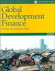 Global Development Finance 2000 (v. 1) av…