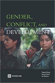 Gender, Conflict, and Development av Tsjeard…