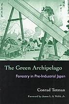 Green Archipelago: Forestry In…