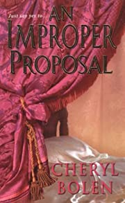 An Improper Proposal – tekijä: Cheryl…
