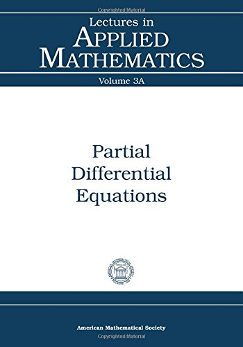 PDF] Partial Differential Equations (Lectures in Applied