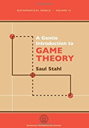 A Gentle Introduction to Game Theory…