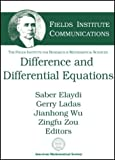 Difference and differential equations / Saber Elaydi ... [et al.], editors