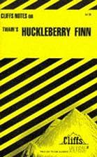 CliffsNotes on Twain's Huckleberry Finn by…
