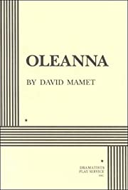 Oleanna (Acting Edition for Theater…
