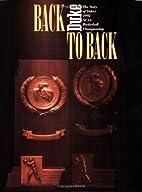 Back to Back: The Story of Duke's 1992 NCAA…