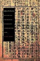 Before the Nation: Kokugaku and the…